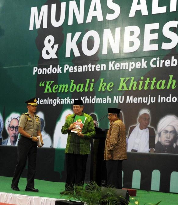 Konbes NU Cirebon