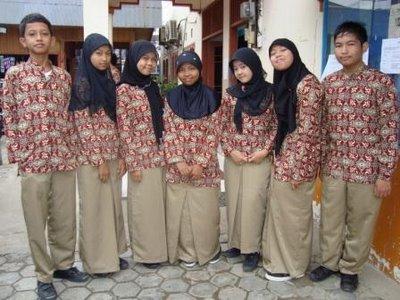 Batik SMA